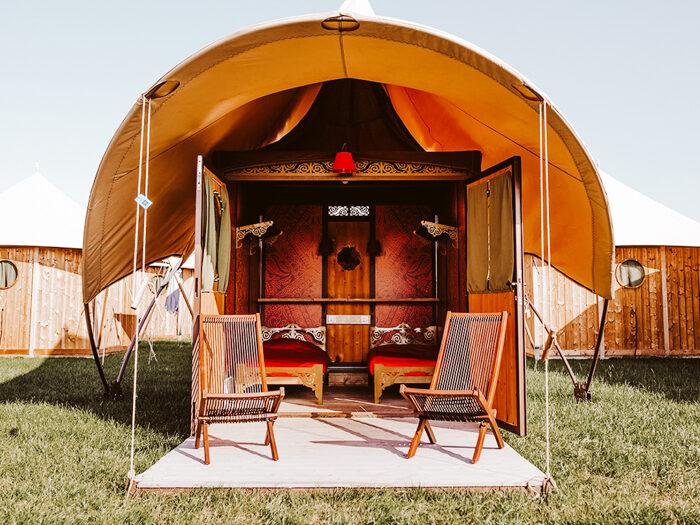 camping tijdloos ID&T drenthe