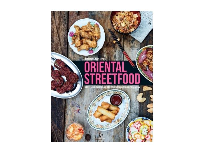 oriental streetfood kookboek