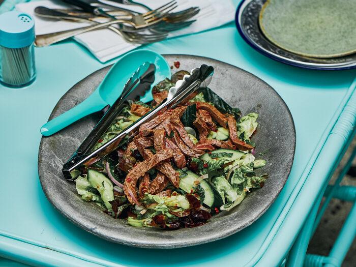 Recept Thaise beefsalade