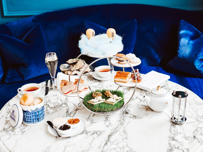 your little black book afternoon tea waldorf