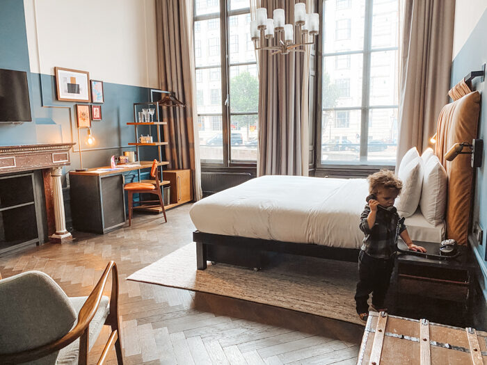 hoxton amsterdam staycation