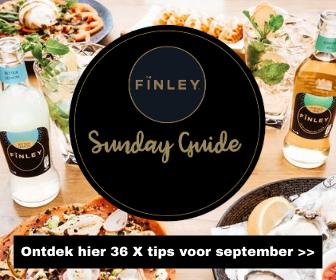 Fïnley Sunday Guide: 36 X tips voor iedere zondag in september