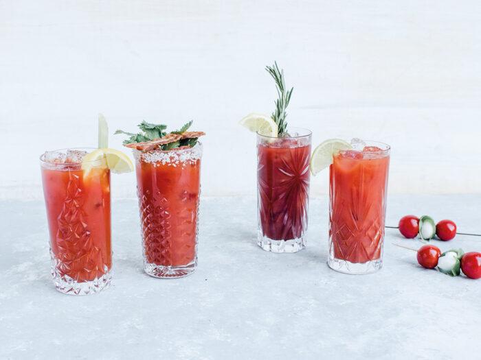 Recept Bloody Mary