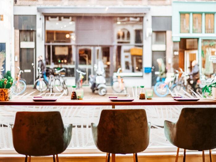 vegan sushi bar amsterdam