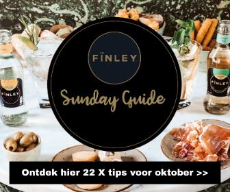 Fïnley Sunday Guide: 22 X tips voor iedere zondag in oktober
