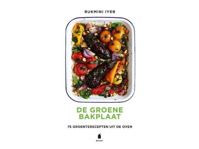 De Groene bakplaat kookboek