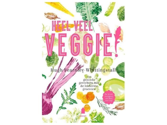 Heel veel veggie kookboek