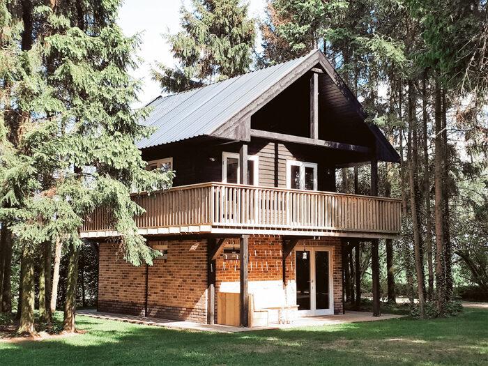 Luxehuisjeshuren - Tree House Sweden