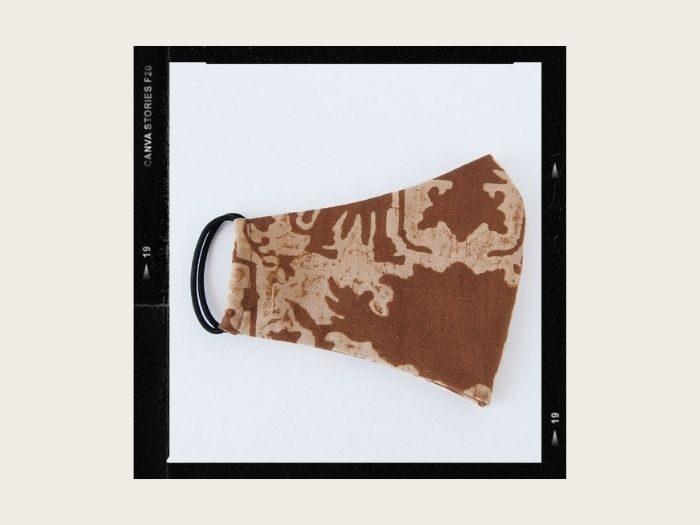batikprint mondmasker