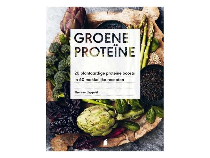 Groene Proteïne kookboek