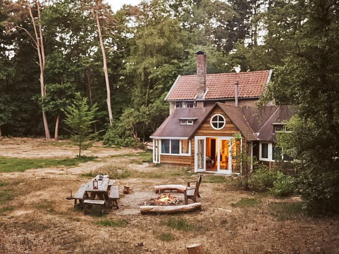 11 X leuke vakantiehuizen in Drenthe van boerderij tot tiny house