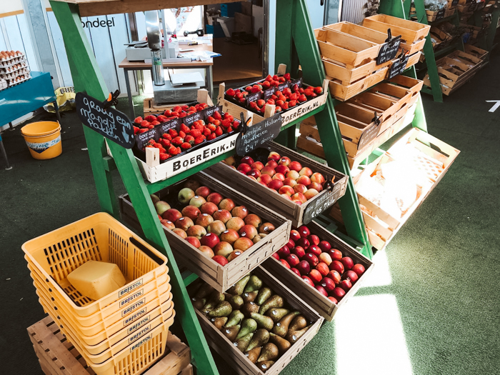 Boerderij winkels Zorgboerderij Hoogerlus