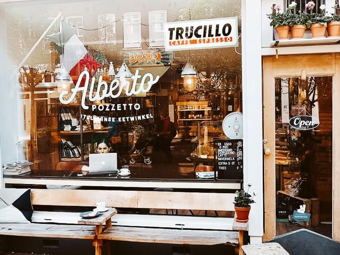 Delicatesse winkels Amsterdam