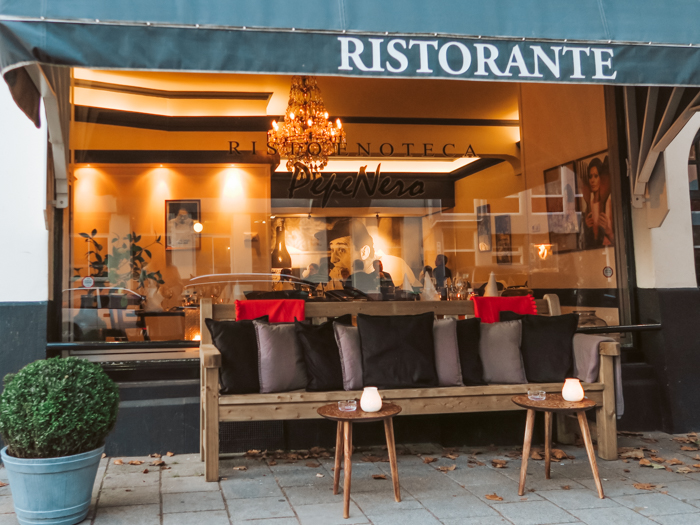 Italiaanse restaurants amsterdam lockdown take-away