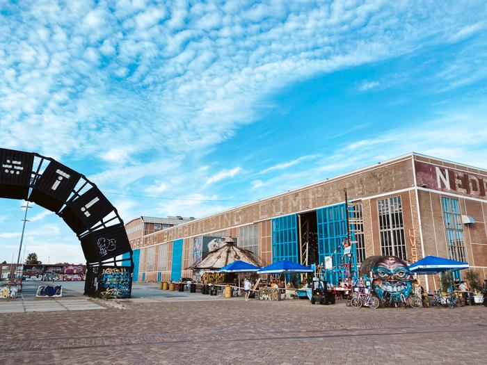 beste street art amsterdam