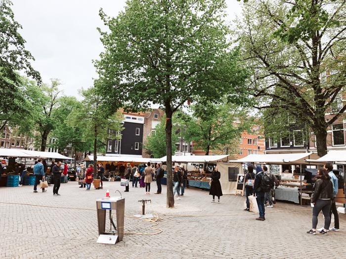 beste versmarkten amsterdam