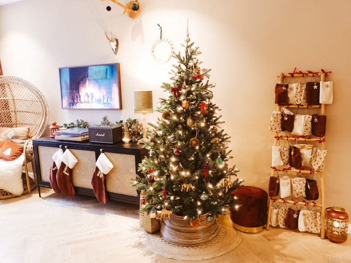 kerst shopping bohemian