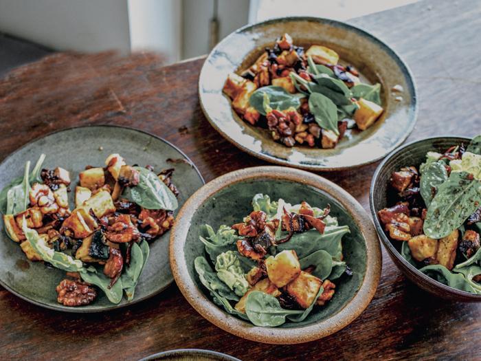 Recept Salade Pastinaak Paddenstoel