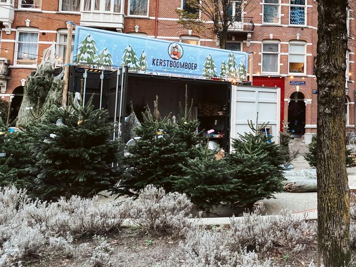 kerstboom kopen amsterdam 2020