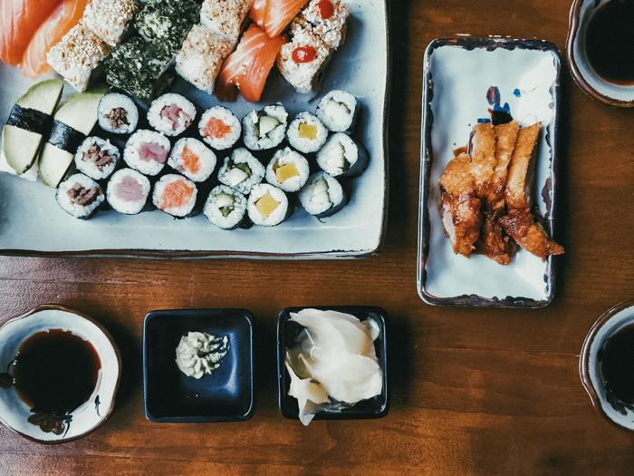 beste sushi thuisbezorgd amsterdam take-away
