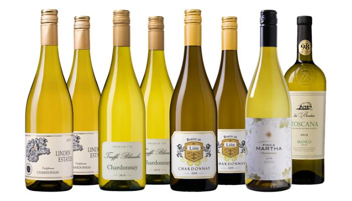 chardonnay wijnproef pakket