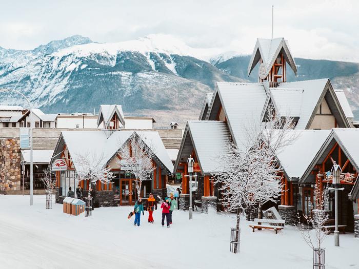 jasper town winter