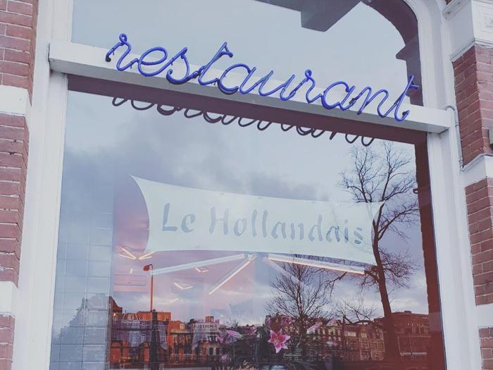 Le Hollandais Amsterdam amsteldijk