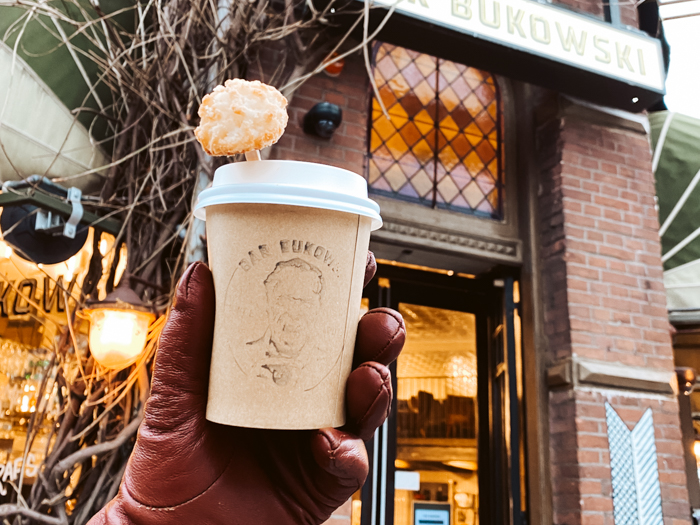 koffie to go amsterdam 2021