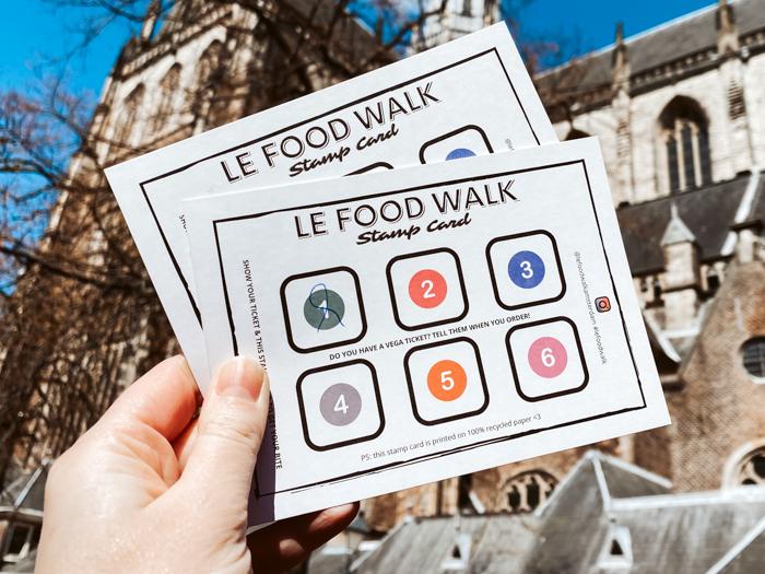 food walk haarlem wandeling