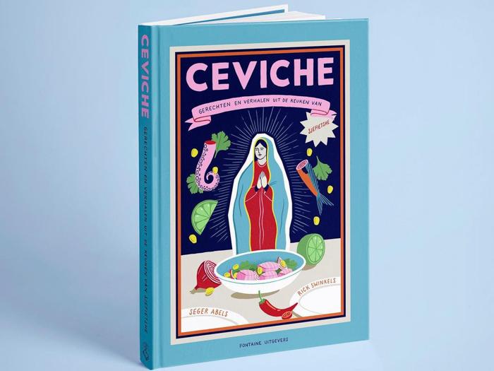 ceviche kookboek sjefietshe