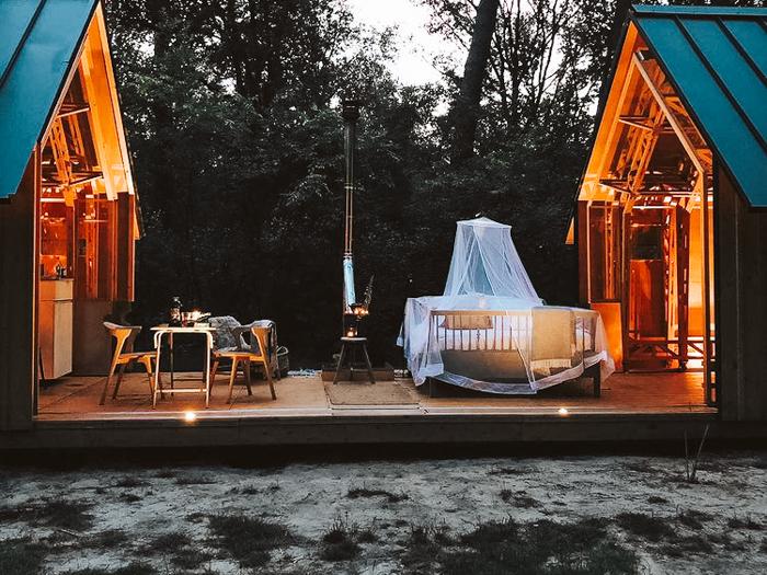 13 X websites om écht leuke en mooie vakantiehuisjes te boeken in Nederland