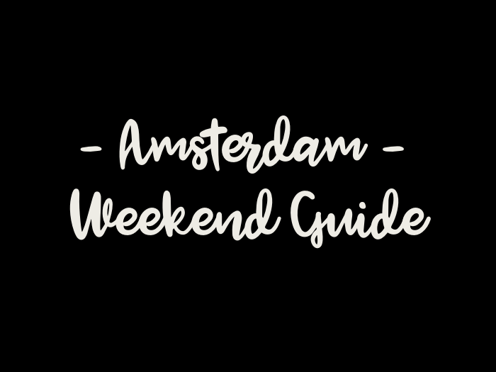 weekend amsterdam, weekends amsterdam, weekend at amsterdam, weekends in amsterdam