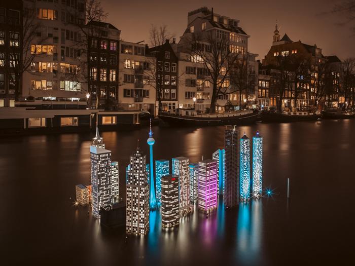 beste lichtfestivals nederland