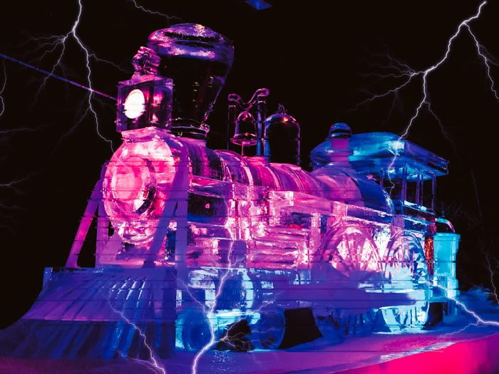 beste lichtfestivals nederland ijsbeelden festival